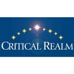 Critical Realm Square Logo